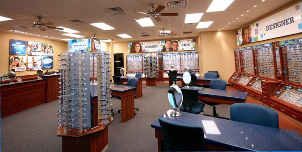 Eyemart Express Eye Exam